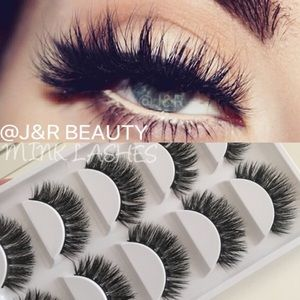 Other - Mink lashes 5 pairs
